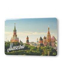 """Magnet """"Green Moscow"""""""